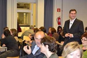 xerrades conferències tallers alumnes pares mares
