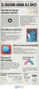 Infografia Coaching a Joves