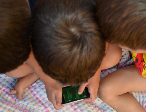 Els nostres fills i la tecnologia: Què és normal?