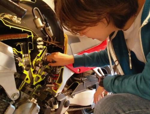 Si la teva filla té vocació tecnològica o científica, anima-la a seguir!